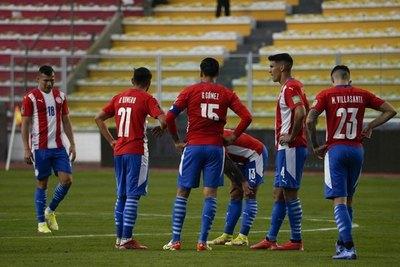 Paraguay y su peor producción de goles en las Eliminatorias