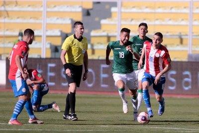 Ante Bolivia, Paraguay igualó su peor derrota en Eliminatorias