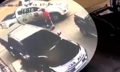 Investigan caso de supuesto secuestro y robo