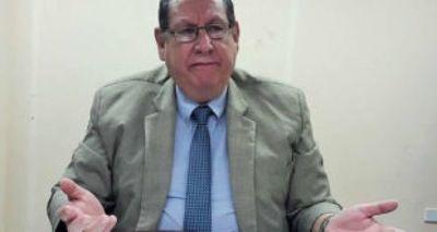 """Huelga docente: """"No perjudican al Ministerio de Educación, sino al Paraguay"""", afirmó Humberto Ayala, del MEC"""