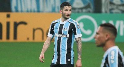 Mancini, nuevo técnico de Mathías Villasanti en Grêmio