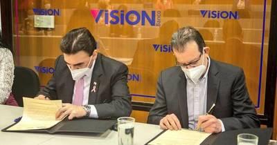 La Nación / Visión Banco se alía con el MUVH para facilitar acceso a la 1ª vivienda
