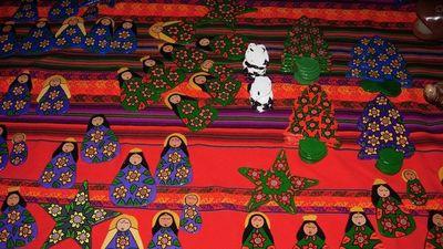 Artesanías  con aires navideños llegan a centro cultural de Areguá