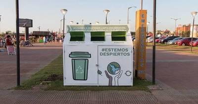 La Nación / Encarnación Recicla reta a cambiar trato de basura