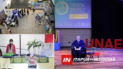 EN DESARROLLO EL III CONGRESO INTERNACIONAL DE CIENCIA, DISEÑO Y TECNOLOGÍA UNAE