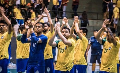 Franco vs Minga abrirán eliminatorias del Nacional de Futbol De Salón