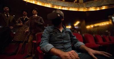 La Nación / La realidad virtual se introduce en un ballet en Francia, una primicia mundial