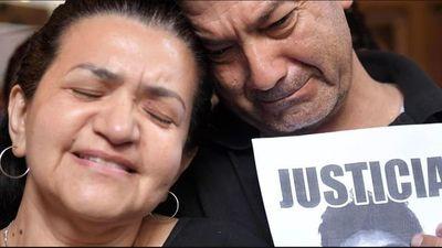 Un  nuevo golpe para los padres de Fernando Báez Sosa