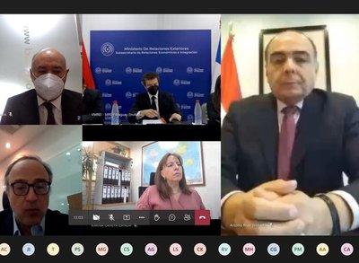 Paraguay y Chile concluyen ronda de negociaciones de cara a un acuerdo comercial