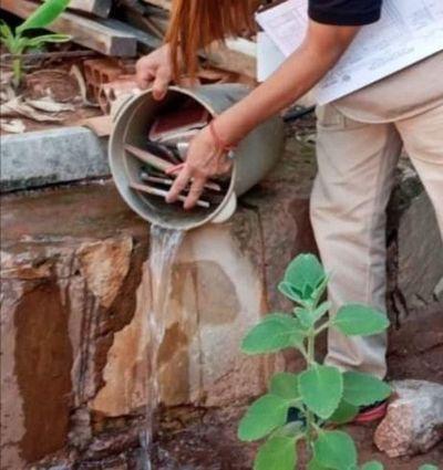 Inactivan más de 200 mil criaderos de mosquitos a nivel país