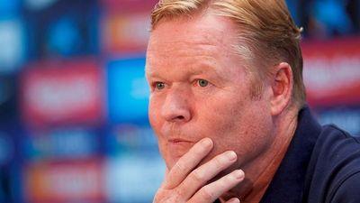 "Koeman: ""Podemos aspirar a la Liga"""