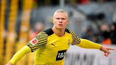 Haaland coloca al Dortmund como líder provisional