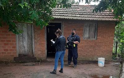 Violan y asesinan a una abuelita en Coronel Bogado