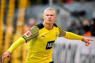 Haaland coloca al Borussia Dortmund como líder provisional