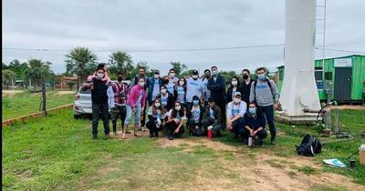 Jornada solidaria: Trece y Techo construyendo juntos ¡Viviendas dignas!