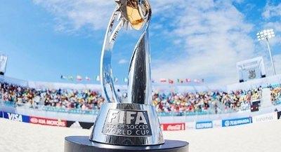 Nacional jugará el Mundialito de Clubes de Beach Soccer