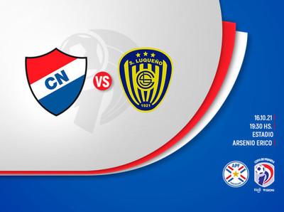 Torneo Clausura: la fecha 12 inicia en el Arsenio Erico