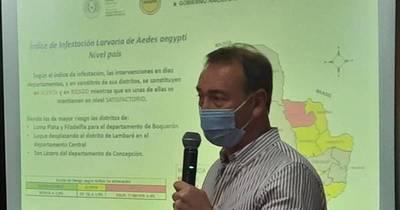 La Nación / Senepa inactivó cerca de 210 mil criaderos de dengue en el país
