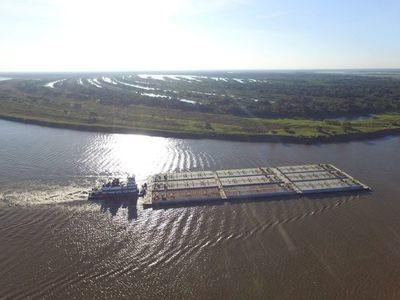 ¡Por fin!: Río Paraguay subió 21 centímetros y supera el cero hidrométrico en Asunción