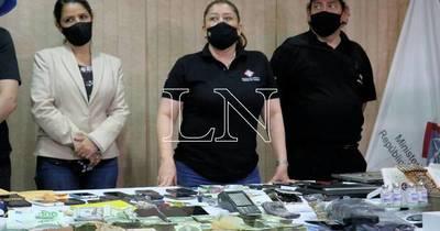 La Nación / Paraguay, cuarto país en América con niveles más altos del crimen organizado