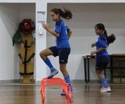 Paraguay-Brasil: las convocadas para amistosos Sub 20