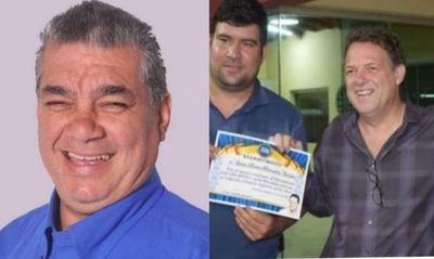 """""""Pinocho González y Gustavo Ferreira"""" se quedaron con G. 40 millones del PLRA en Cerro Corá"""