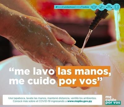 ¡Lavarnos las manos es uno de los hábitos más saludables que podemos adoptar!