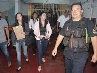 Justicia retira del cargo al director de penitenciarías y establece serie de medidas