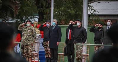 La Nación / Abdo Benítez realizó nuevos nombramientos en las FFAA