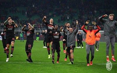 Milan vence al Hellas Verona en una gran remontada