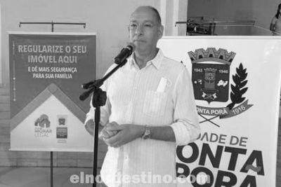 En alianza con el Gobierno del Estado de Mato Grosso do Sul Municipalidad realiza regularización de inmuebles en Ponta Porã