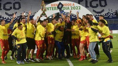 Martín Ledesma vence a Itapuense y jugará la Intermedia 2022