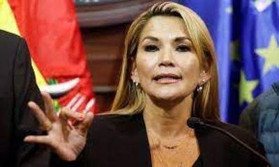 Jeanine Áñez envía carta a Luis Arce y proclama su inocencia