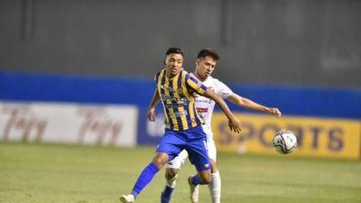 Nacional y Sportivo Luqueño firman tablas en la visera