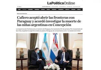 Crónica / Curepa le metió al EPP para reabrir la frontera