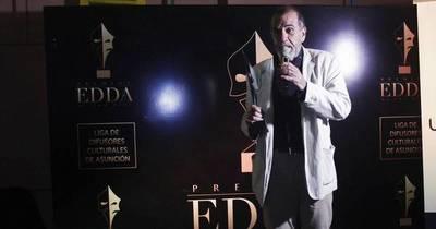 La Nación / Los Premios Edda reconoció a los mejores sobre las tablas