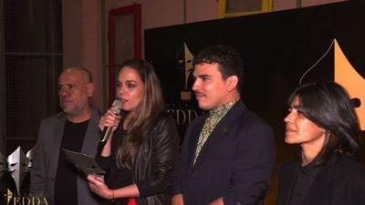 Premios Edda reconoció a los protagonistas del teatro