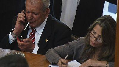 Graves denuncias en Senado quedaron como anécdotas