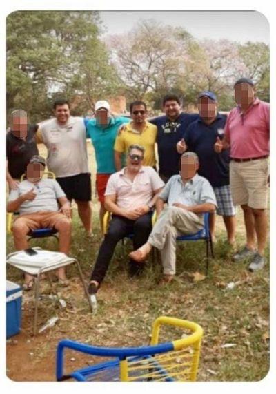 Juez de caso narco y amigo de OGD también benefició al clan Ferreira