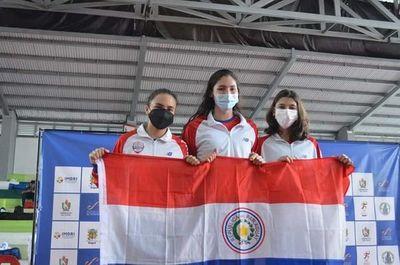 Esgrima: Paraguay se despide con plata por equipo
