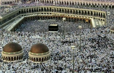 La Mezquita de La Meca, al 100 % de capacidad por primera vez desde pandemia