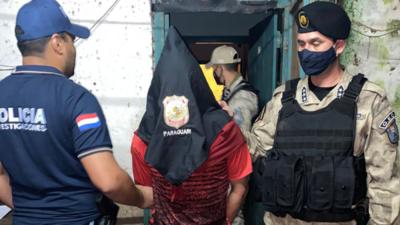 Policía captura a presunto feminicida buscado desde el 2019