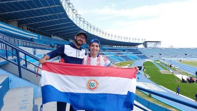 Antonio Ortiz logra bronce en Guayaquil