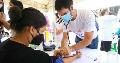 La Nación / Jornada saludable: realizan evaluación y consejería nutricional en la Costanera de Asunción