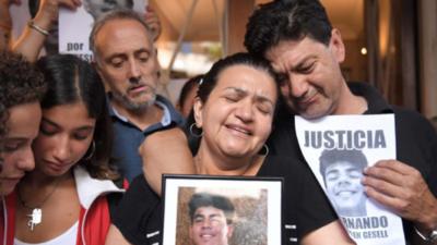 Fijan juicio para el 2023, otro golpe para padres de Fernando Báez Sosa