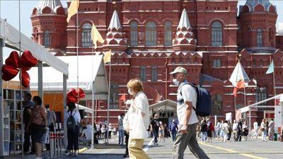 Rusia: Registran máximo diario de nuevos contagios y rozan el récord de muertes por COVID en 24 horas