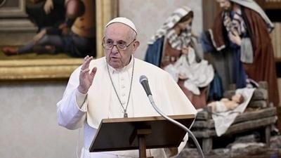 El Papa vuelve a deplorar la violencia tras ataques en Noruega, Afganistán y Reino Unido