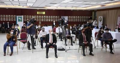 La Nación / Presentaron avances y logros en la implementación del expediente judicial electrónico