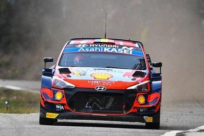 WRC: Neuville gana en España y le da un 'bálsamo' a Hyundai