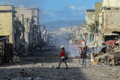 Al menos 15 misioneros estadounidenses fueron secuestrados por una banda criminal en Haití